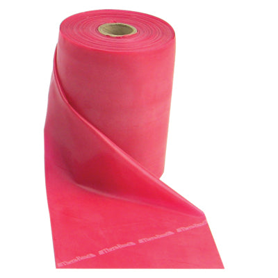 NON-LATEX BAND 50 YD - RED MEDIUM