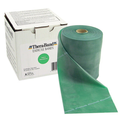 THERA-BAND 50 YD BOX - GREEN