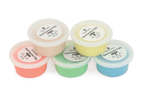 HAND PUTTY, YELLOW, 4oz, X-SOFT