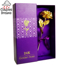 24k Golden Rose *HOT*