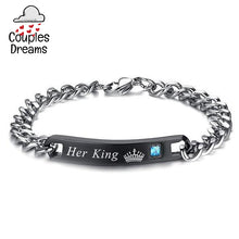 His Queen & Her King Bracelet
