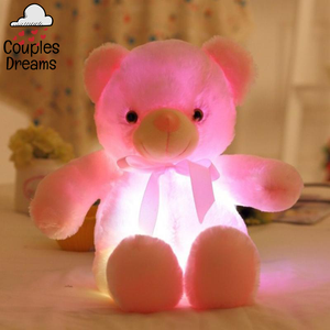 Cute LED Light Up Bear
