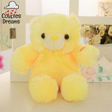 Mini Cute LED Light Up Bear
