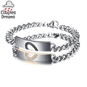 Connecting Heart Bracelet
