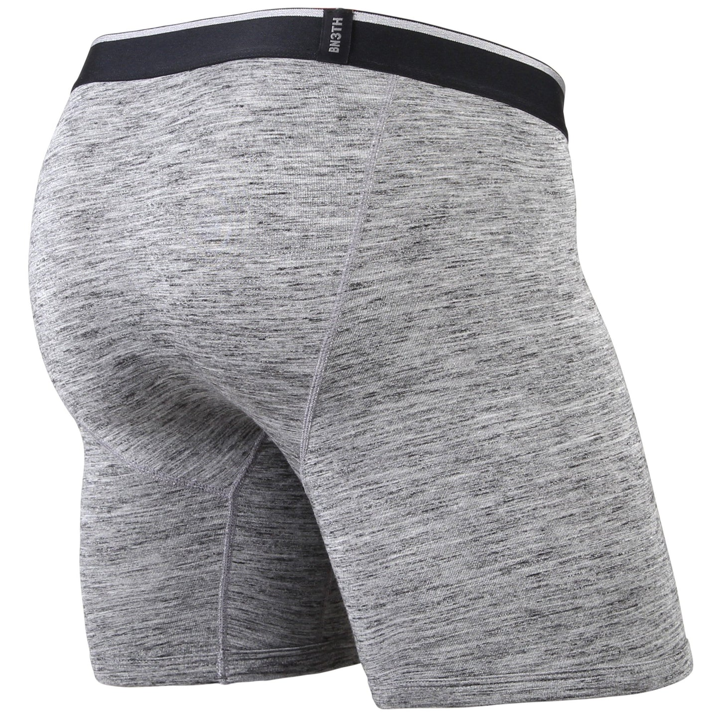 CLASSIC BOXER BRIEF HEATHER H. CHARCOAL