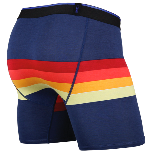 CLASSICS BOXER BRIEF: RETROSTRIPE NAVY