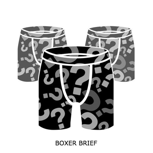 Boxer Brief Mystery Print 3-Pack
