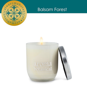 Wax Candle Balsam Forest