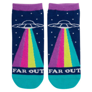 Friend/'s Socks with Heart Chalkboard Tag and Chalk to Write A Little Message!
