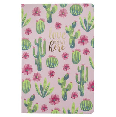 Notebook Love Cactus