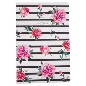 Notebook Pretty Peonies