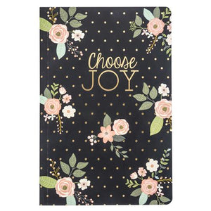 Notebook Inspirational Flowers