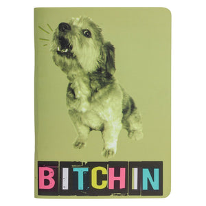 Pocket Notebook Bitchin Dog