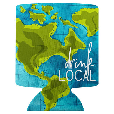 Can Cooler DRINK LOCAL