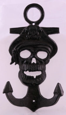 Captain Skull and Anchor Hook