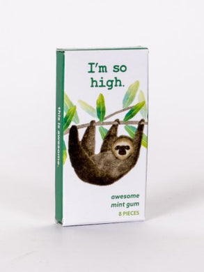 High Sloth Gum