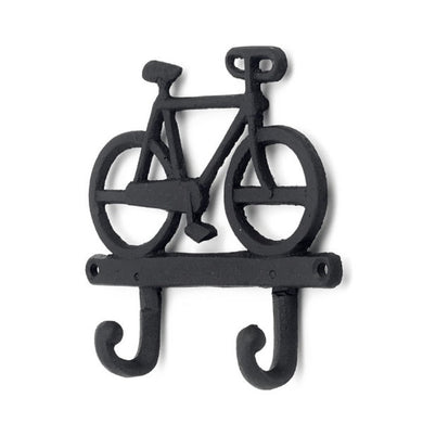 Bicycle Double Hook cast iron