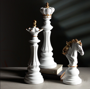 CHESS FİGURİNES ORNAMENTS