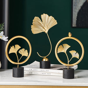 Flower Leaf Ornaments