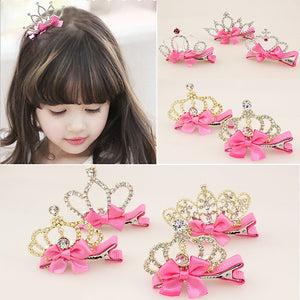 BABY GIRL STYLISH HAIR PINS CLIPS