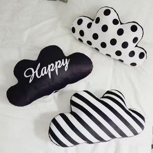 CLOUD PILLOW PILLOW CASE HAPPY PILLOW DOT