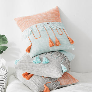 CABLE KNIT CUSHION COVER PILLOW CASE  45cm*45cm