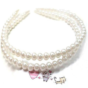 Pearl Beads Hair Band