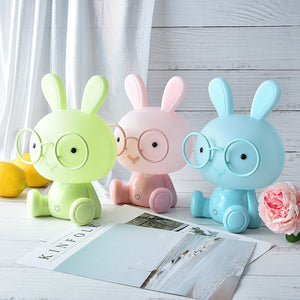 CUTE RABBIT BABY NIGHT LIGHT