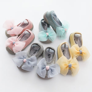 NON SLIP BABY SOCK SHOES