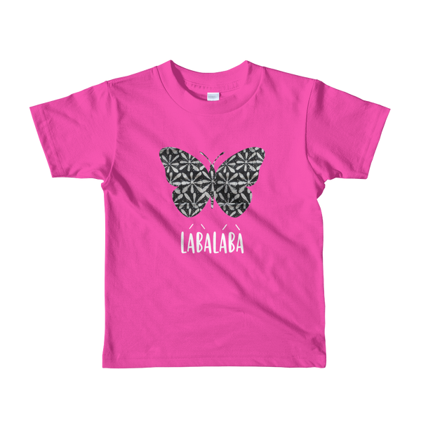 Butterfly Adire Children's Tee