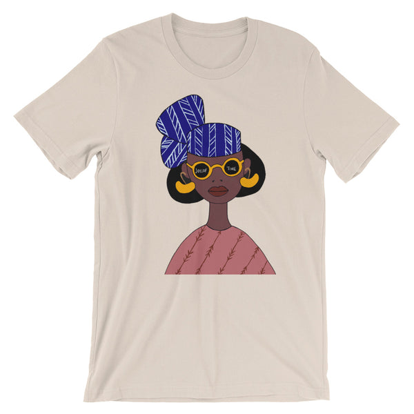 Jollof Time Women's Short-Sleeve T-Shirt