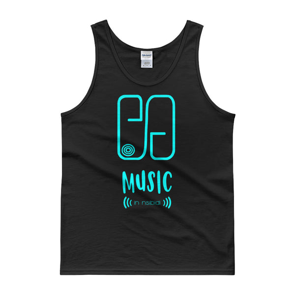 Music in Nsibidi Tank top