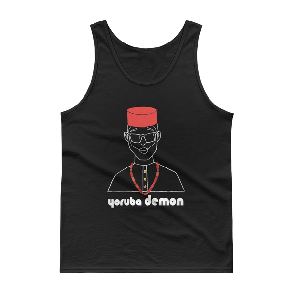 Yoruba Demon Men's Tank top