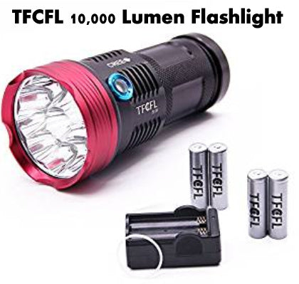 TFCFL XM-L T6 flashlight