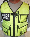 Range Officer Vest