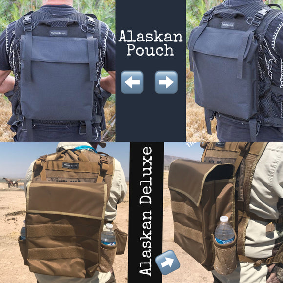 Alaskan Detachable Pouch by The Vest Guy