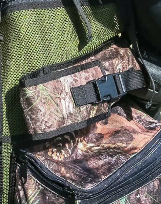 Bear Spray MOLLE Pocket by The Vest Guy