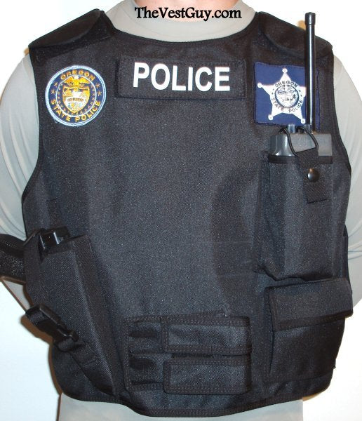 Custom Body Armor Insert Vest Carrier