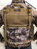 Serengeti Photography Vest by TheVestGuy - Mesh Camo Photo Vest