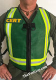 Basic CERT Vest Zipper with Reflective