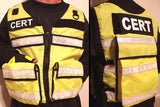 CERT II Safety Vest with Reflective