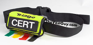 Triage Tape Pouch with belt