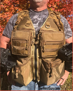 The Colorado Photography Vest