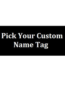 Custom ID Name Tags