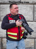 Fire Photography Vest - NYFD