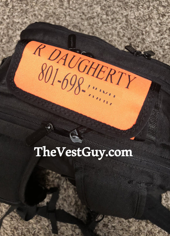 Custom Luggage Name Tags