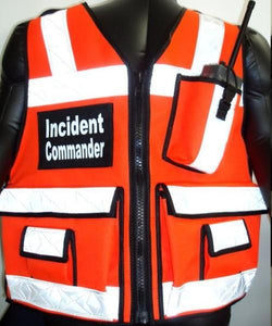 ANSI 2 Incident Commander Vest