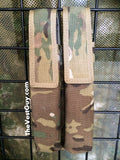 P90 Camo Double Mag Pouch
