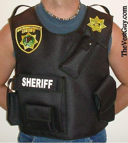 Custom Body Armor Vest