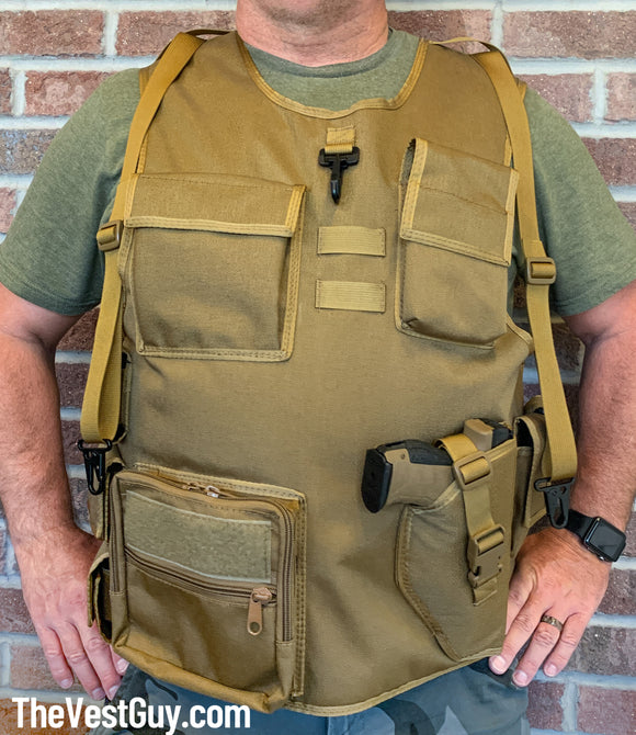 Shotgun Vest, Body Armor Carrier Vest, Plate Carrier Vest, Tactical Vests by The Vest Guy